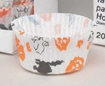 Ateco Halloween Baking Cup 1 3/4 Inch