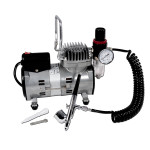 Fat Daddio's Compressor, 40 psi with pressure regulator, 120 volt