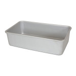 "Fat Daddio's Bread pans oblong 9"" x 5"" x 2 1/2"" Box of 6"