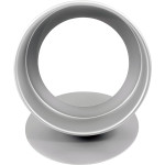 """Fat Daddio's Round cheesecake pan removable bottom 10""""x3"""" Box of 6"""