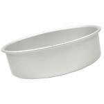 "Fat Daddio's Round cake pan solid bottom 3""x2"""