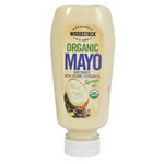 Woodstock Mayonaise, Squeezable (12x11.5 Oz)