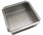 Ultimate Baker Square Cake Pan  6 x 6 x 3 (Single)