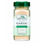 Spice Hunter Garlic, Granulated, Organic (6x2.2Oz)