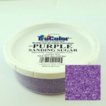 TruColor Natural Sanding Sugars Purple (1x8 oz)