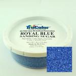 TruColor Natural Sanding Sugars Royal Blue (1x8 oz)
