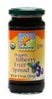 Bionaturae Bilberry Fruit Spread (12x9 Oz)