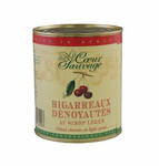 DGF Royal Bigarreaux Cherries in Light Syrup (2 LB)