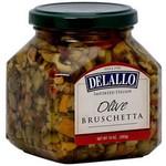 De Lallo Bruschetta Olive (6x10Oz)