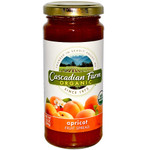 Cascadian Farms Apricot Fruit Spread (6x10 Oz)