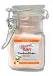 Ultimate Baker Natural Powdered Sugar Orange (1x2oz Glass)