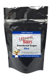 Ultimate Baker Natural Powdered Sugar Blue (1x4oz Bag)
