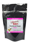 Ultimate Baker Natural Powdered Sugar Pink (1x8oz Bag)
