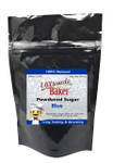 Ultimate Baker Natural Powdered Sugar Blue (1x8oz Bag)