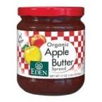 Eden Foods Apple Butter (12x17 Oz)