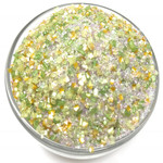 Ultimate Baker Edible Glitter Army Gold (1x8oz)