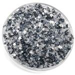 Ultimate Baker Edible Glitter Silver Moon (1x11g)