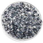 Ultimate Baker Edible Glitter Silver Moon (1x8oz)