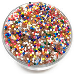 Ultimate Baker Edible Glitter Sprinkled Rainbow (1x8oz)