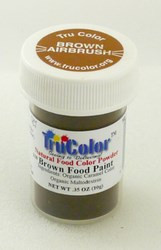 TruColor Airbrush Brown (1x1oz)