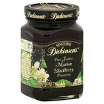 Dickinson Pure Seedless Marion Blackberry Preserves (6x10Oz)
