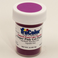 TruColor Super Pink Gel Paste (1x4oz)