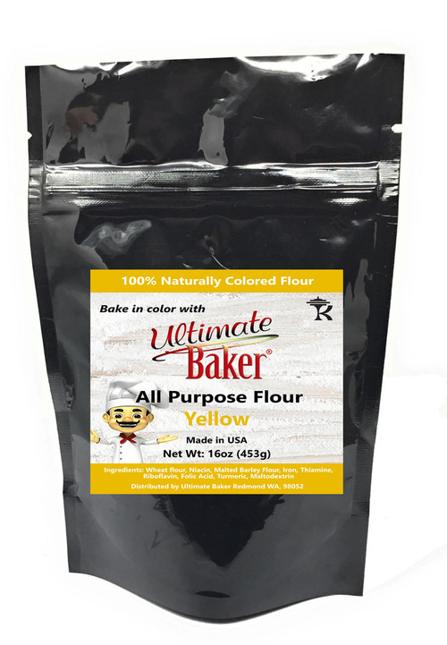 Ultimate Baker All Purpose Flour Yellow (1x1lb)