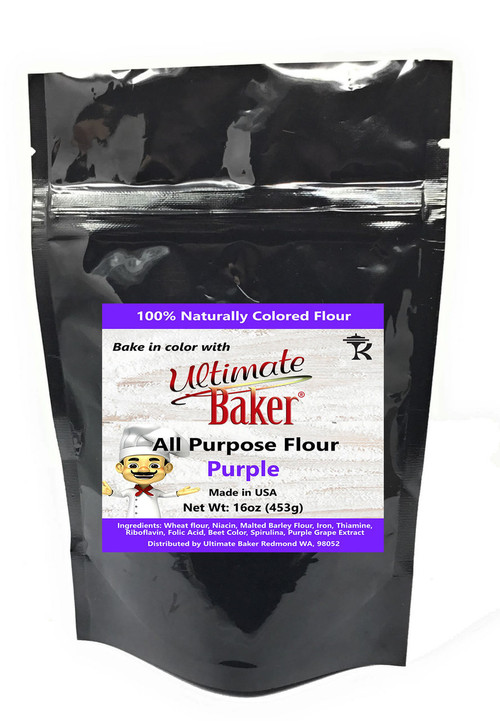 Ultimate Baker All Purpose Flour Purple (1x1lb)