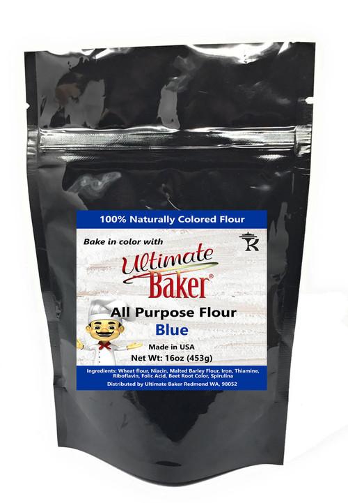 Ultimate Baker All Purpose Flour Blue (1x1lb)