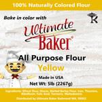 Ultimate Baker All Purpose Flour Yellow (1x5lb)