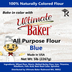 Ultimate Baker All Purpose Flour Blue (1x5lb)