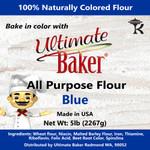 Ultimate Baker All Purpose Flour Blue (1x5lb)