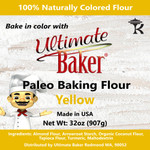 Ultimate Baker Paleo Baking Flour Yellow (1x2lb)