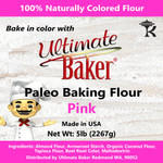 Ultimate Baker Paleo Baking Flour Pink (1x5lb)
