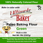 Ultimate Baker Paleo Baking Flour Green (1x5lb)