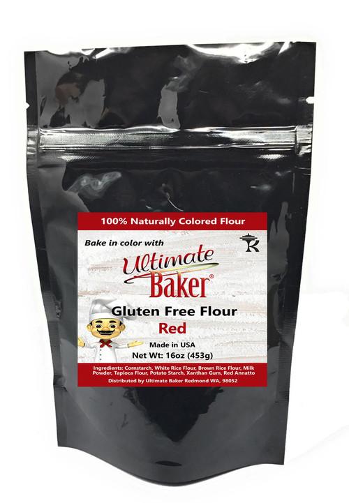 Ultimate Baker Gluten Free Baking Flour Red (1x1lb)