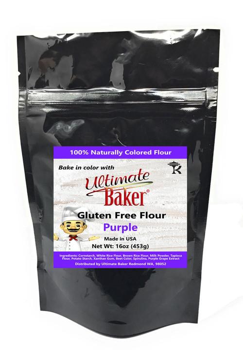Ultimate Baker Gluten Free Baking Flour Purple (1x1lb)