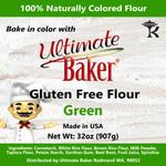 Ultimate Baker Gluten Free Baking Flour Green (1x2lb)