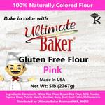 Ultimate Baker Gluten Free Baking Flour Pink (1x5lb)