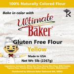 Ultimate Baker Gluten Free Baking Flour Yellow (1x5lb)