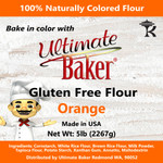 Ultimate Baker Gluten Free Baking Flour Orange (1x5lb)