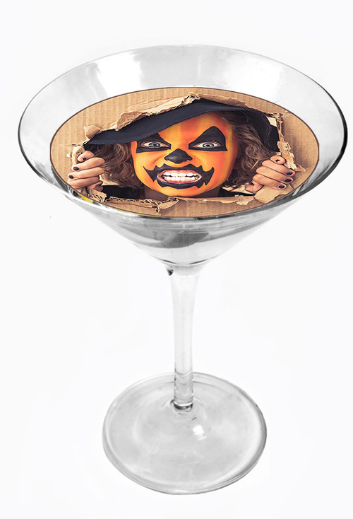 Snowy River Cocktail Toppers Witch (1x6Pack)