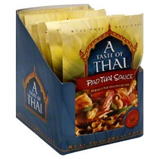 A Taste Of Thai Pad Thai Sauce (6x3.25Oz)