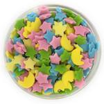 Ultimate Baker Sprinkles Starry Night (1x3oz Glass)