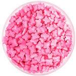 Ultimate Baker Sprinkles Butterflies (1x1Lb Bag)
