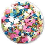 Ultimate Baker Sprinkles Fiesta (1x1Lb Bag)