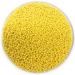 Ultimate Baker Pearls Mini-Yellow (1x2Lb Bag)