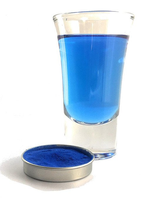Snowy River Blue Beverage Color (1x28g)