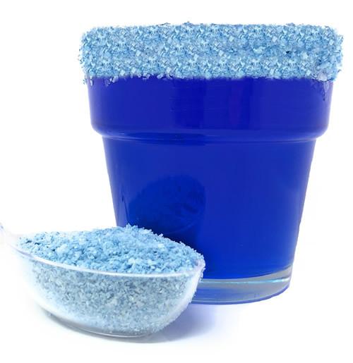 Snowy River Blue Speckle Cocktail Salt (1x8oz)