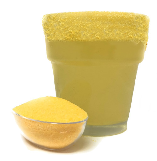 Snowy River Yellow Cocktail Salt (1x5lb)